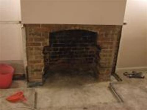 Convert Wood Burning Stove To Fireplace by Fireplace Conversion Wood Burning Stove With Oak Mantle