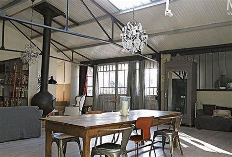 d 233 coration usine loft