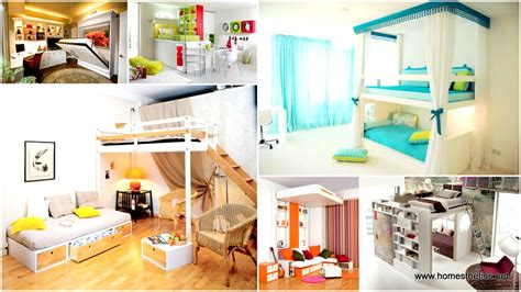 Diy Bedrooms 15 ingeniously smart and functionable bedroom space saving