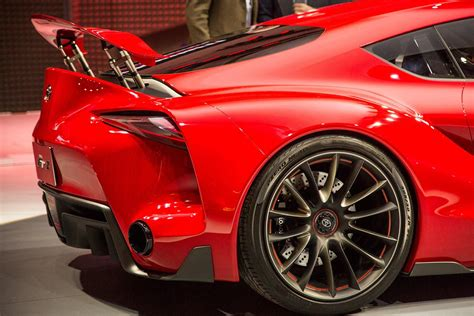 Toyota Ft1 Spec Toyota Ft 1 Concept Specs Photos And Performance