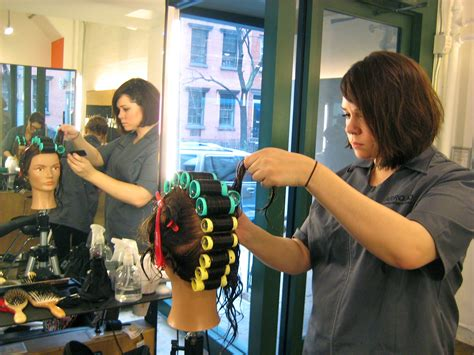Hair Dresser School by Cosmetology Course