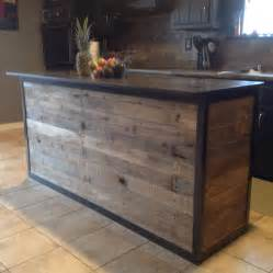 diy outdoor kitchen island diy kitchen island made from pallet wood house ideas pinterest diy kitchen island pallet