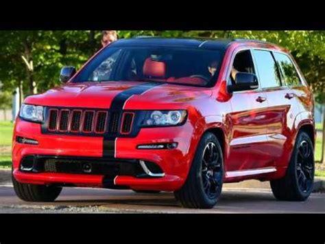 2017 jeep grand cherokee srt8 6_4 liter hemi v 8 engine