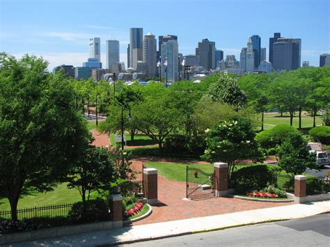 boston parks boston s best waterfront parks the 12 best ones mapped curbed boston