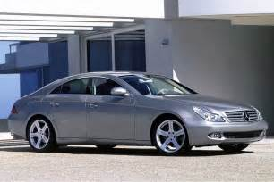2006 mercedes cls class overview cars