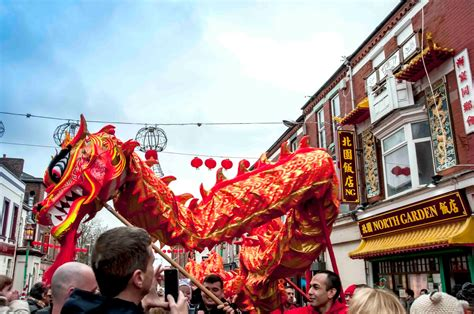 new year chinatown liverpool liverpool picturebook