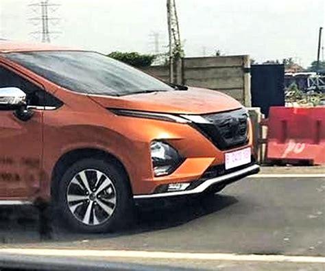 Nissan Livina 2020 by Intip Kelibat Nissan Grand Livina 2019 Dikesan