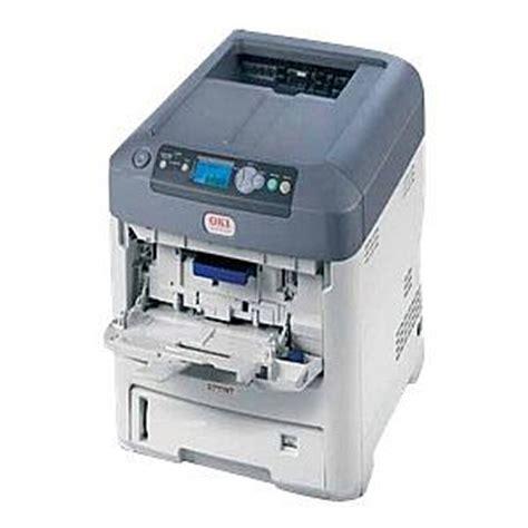 Printer Oki C711wt oki c711wt printer color led 1200 x 600 dpi up to 34 ppm color capacity 630