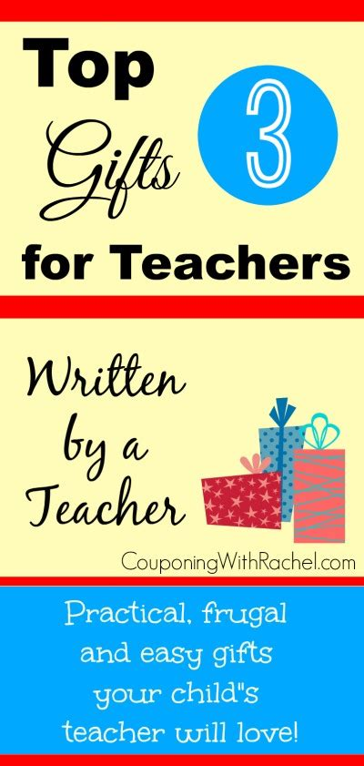 top ideas for teacher christmas gifts