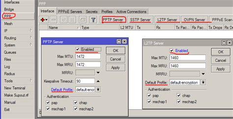 membuat vpn l2tp mikrotik настройка mikrotik pppoe pptp l2tp