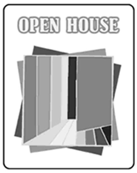 free business open house printable invitations