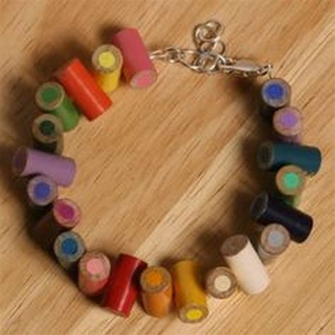 how to make jewelry from recycled materials awesome recycled jewelry diy recycled things