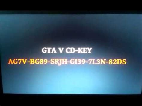 comstalcae • blog archive • gta 5 activation codes pc