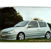 Renault Clio 2 Fred  BE Tuning Desde
