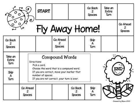 printable compound word games 15 best images of geometry nets worksheet cube volume
