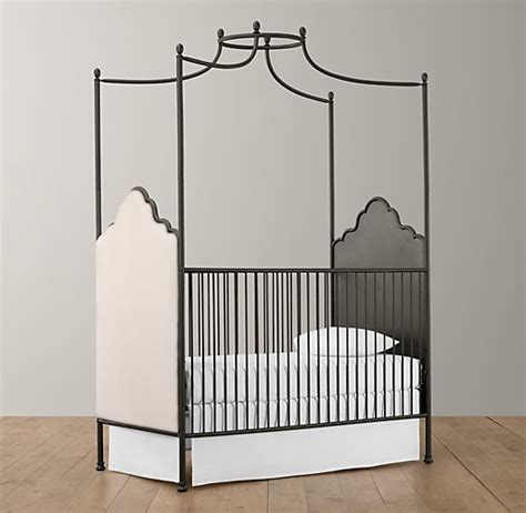 Restoration Hardware Iron Crib iron cribs from world to new