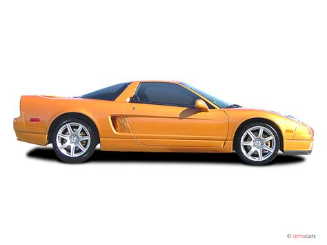 image 2005 acura nsx 2 door coupe mt side exterior view