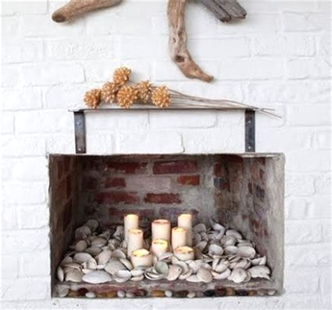 fireplace display relics of witney the best holiday and coastal display ideas