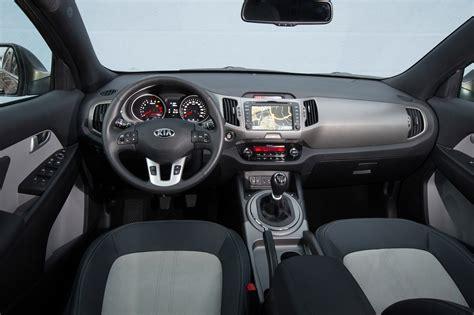 kia sportage interior kia sportage 2014 precios motores equipamientos