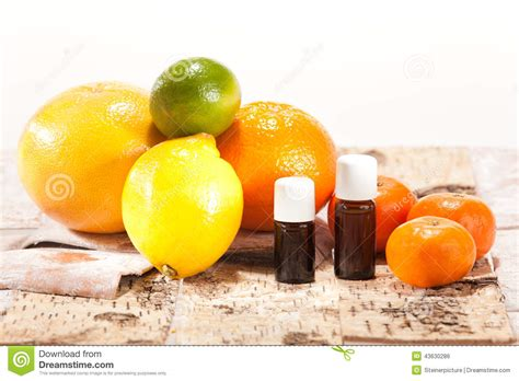fruit essential oils essential oils from fruits stock photo image 43630286