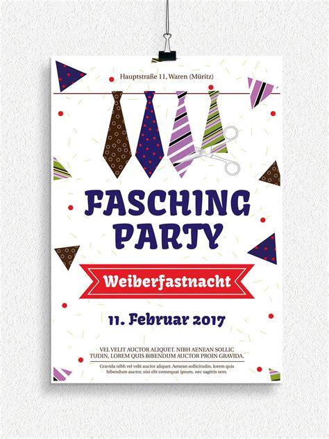 Moderne Plakat Vorlagen Flyer Vorlagen F 252 R Karneval Und Fasching Sofort Lieferbar Versandkostenfrei