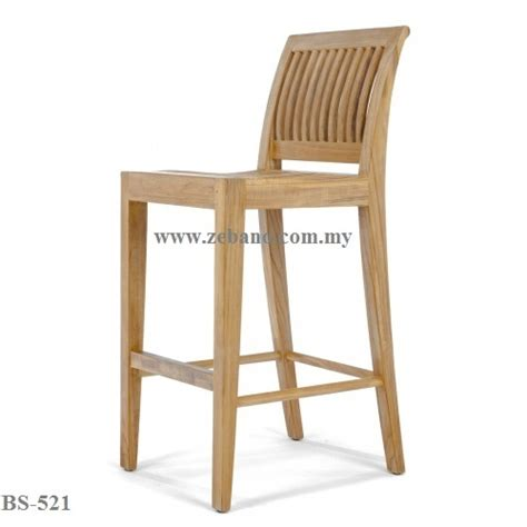 Teak Counter Height Bar Stool by Teak Counter Height Stools Archives Zebano