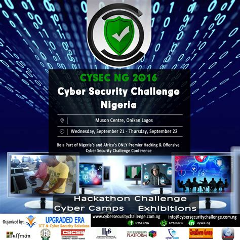 cyber security challenge cyber security challenge nigeria 2016