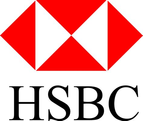 hsbc bank logo transparent background image free png images