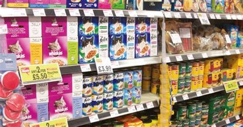 What Food Has The Shelf by Pet Care Meal For One