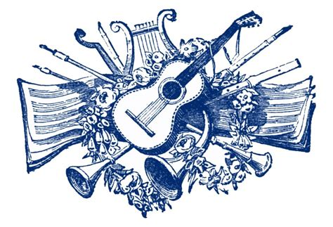 musica clipart country clipart clipartion