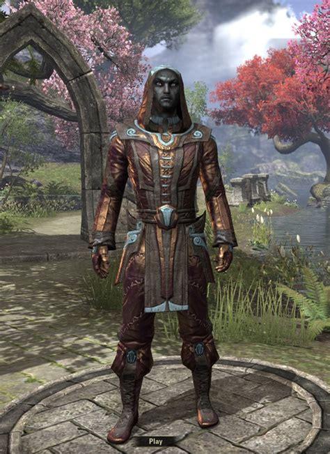 eso fashion ancient elf kresh elder scrolls