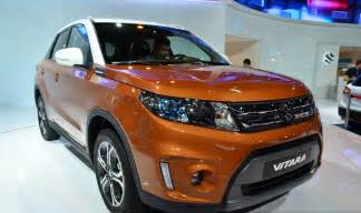 Maruti Suzuki Colours Maruti Suzuki Vitara Brezza Color Option Colours Variants