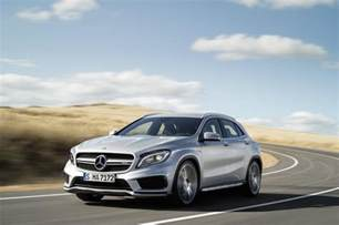 Mercedes Amg 45 2016 Mercedes Amg 45 Gla 45 Get 381 Hp Turbo Engine