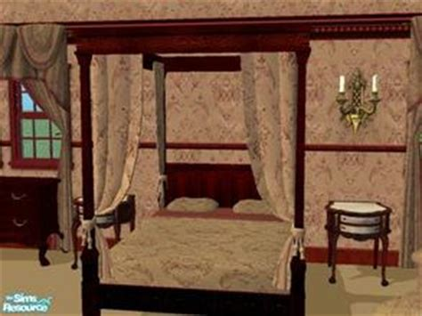 downloads / sims 2 / objects / furnishing / beds / double