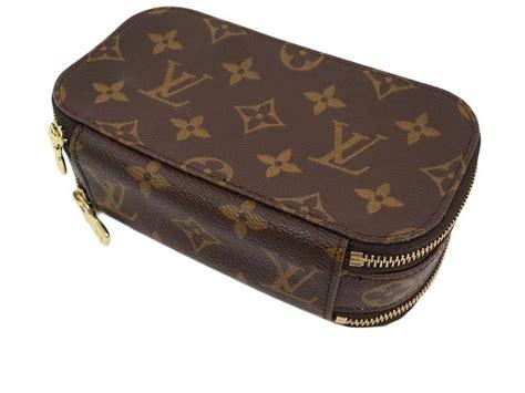 Mens Vanity Bag by Louis Vuitton Monogram S Unisex Vanity Travel Grooming Cosmetic Bag At 1stdibs