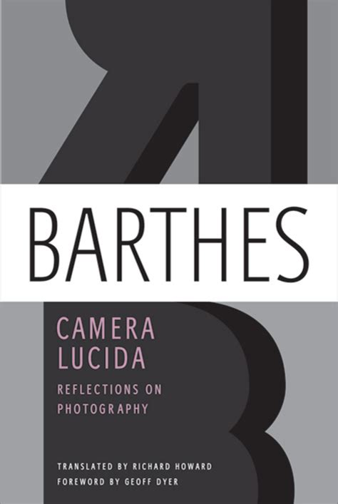 lucida barthes lucida roland barthes macmillan