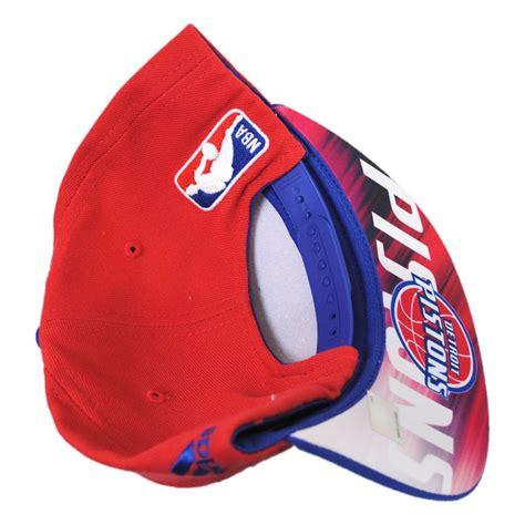 Snapback Adidas Baseball mitchell ness detroit pistons nba adidas on court snapback baseball cap nba basketball caps