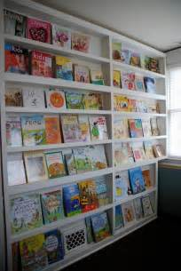 books for display 21 cool idea to organize a mini kids library or kids book display kidsomania