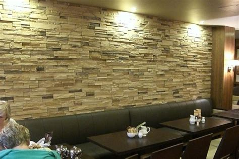 Interior Wall Cladding Ideas | interior stone wall church narthex ideas pinterest