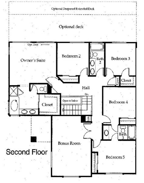 eagle ridge floor plan 3355 by shea homes in mcdowell