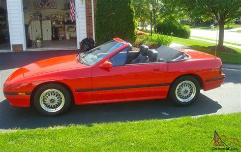 mazda rx7 1988 1988 mazda rx7 convertible