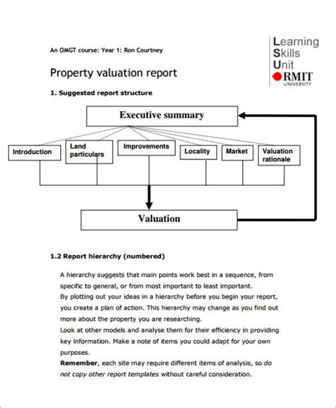 sle of a report pdf business valuation report sle 28 images business