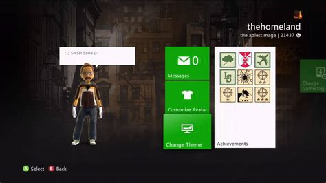 changer themes xbox 360 how to change xbox 360 theme 2015 dashboard youtube