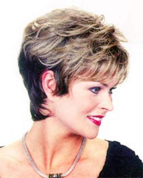 hairstyles for permed short hair with bangs short permed hairstyles