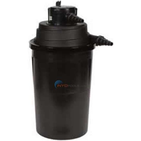aquascape filter aquascape ultraklean pressure filter uv 2500 gal 60013