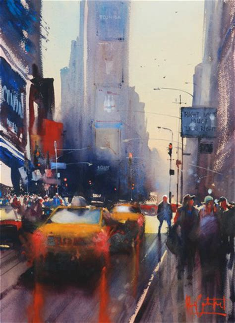 Painting In Nyc by Alvaro Castagnet Savvy Painter