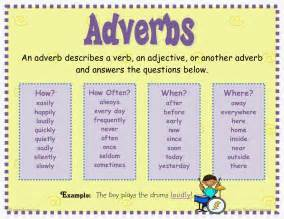 adverbs and its kinds tet success key