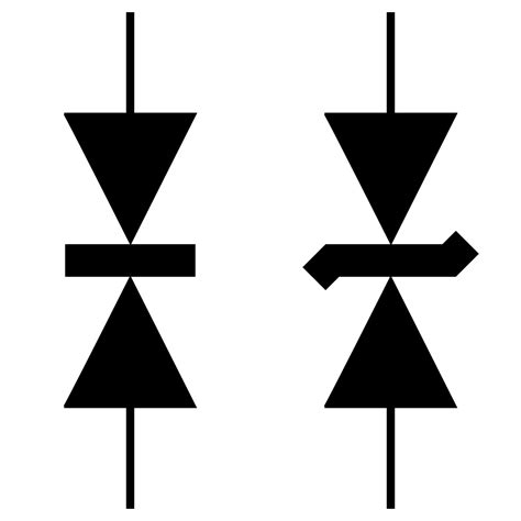 symbol diode file transient voltage suppression diode symbol svg wikimedia commons
