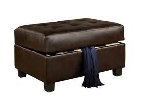 Leather Coffee Table Ottoman 36 Top Brown Leather Ottoman Coffee Tables