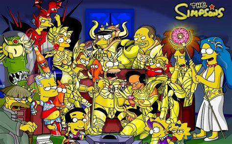 halloween imagenes los simpson solo fondos de pantalla gt dibujos animados